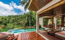 Bali Ubud family accommodation